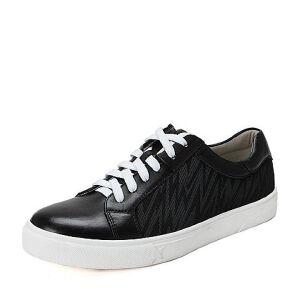 Teenmix/天美意专柜同款牛皮/纺织品男单鞋65L03DM6
