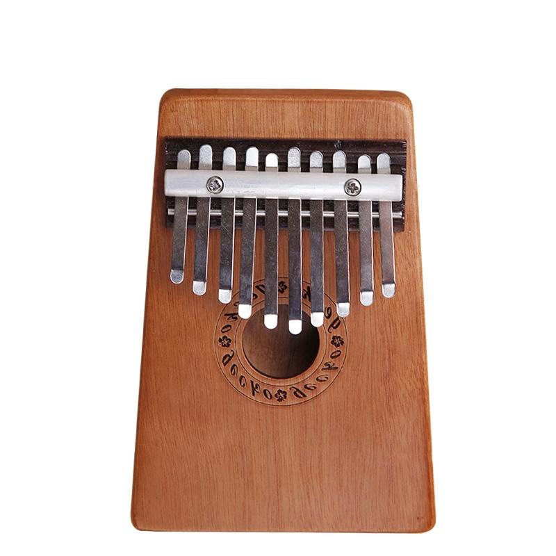 gecko壁虎拇指钢琴便携卡林巴琴10音手指琴拇指琴十音拇指钢琴卡林巴