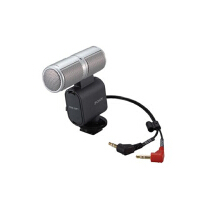 索尼 ECM-CQP1原装正品索尼CQP1立体声无线麦克风用于摄像机2100E fX1E 50E 350E