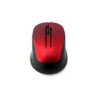 海尔(Haier)海尔电脑外设 酷润V5(经典红)无线光电鼠标