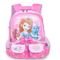 迪士尼 苏菲亚公主书包 小学生背包1-3-4年级 儿童双肩包SS80031