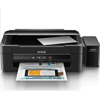 爱普生l360彩色喷墨打印机复印扫描一体机家用照片打印机连供