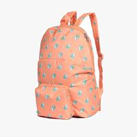 当当优品 韩版可折叠双肩背包 便携式户外旅行包(多图案可选)