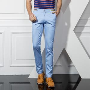 1号牛仔  男款时尚百搭简约商务休闲裤