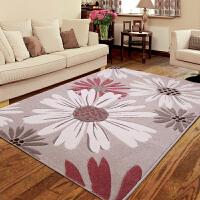 享家手工剪花缇香魅影系列现代简约客家居客厅卧室地毯120*170�M 地毯地垫沙发茶几毯