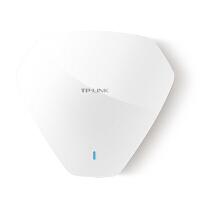 TP-Link 普联 TL-AP900C-POE双频无线吸顶式AP 酒店wifi覆盖大功率POE供电