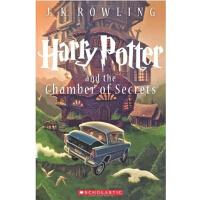 英文原版 哈利波特与密室 第二部 Harry Potter and the Chamber of Secrets