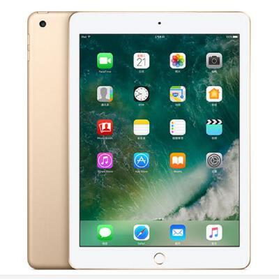 【支持礼品卡】苹果 Apple iPad 平板电脑 9.7英寸 WLAN版/A9 芯片/Retina显示屏/Touch ID技术全新正品行货 全国联保 顺丰包邮
