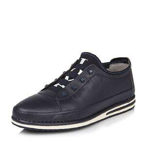 Belle/百丽春季专柜同款时尚休闲牛皮男皮鞋4JX01AM6