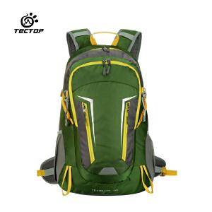 TECTOP 户外背包男女款双肩包40L登山包旅行背包