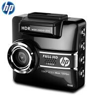 【支持礼品卡】HP惠普F558高清行车记录仪1440P高清夜视迷你智能行车辅助一体机(配16G)