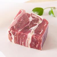 【本来生活】科尔沁冷冻牛腩500g    新鲜的牛肉,不一样的口味 西红柿炖煮牛腩