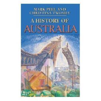 《【预订】A A History of Australia》 【简介_书