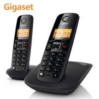 集怡嘉(原西门子电话)Gigaset A530数字欧式数字无绳来电显示电话机 套装 时尚家用 包邮
