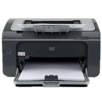 惠普(HP)laserjet p1106黑白打印机办公家用a4 替代1108激光打印机