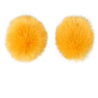 时尚女士冬季可爱冬季保暖耳包毛绒耳罩耳帽  无间耳套