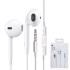 【当当自营】Apple 苹果3.5mm耳机插头EarPods耳机 MNHF2FE/A