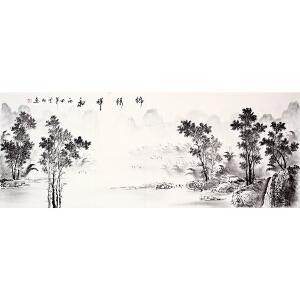 北京国画艺术家协会副会长  北京国画艺术家协会彩墨画院院长  中国徐悲鸿画院山水工作室副主任  曾刚《锦绣祥和》
