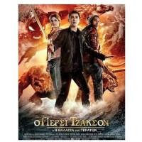 正版 3d蓝光碟波西・杰克逊与魔兽之海3D蓝光1080O高清电影dvd