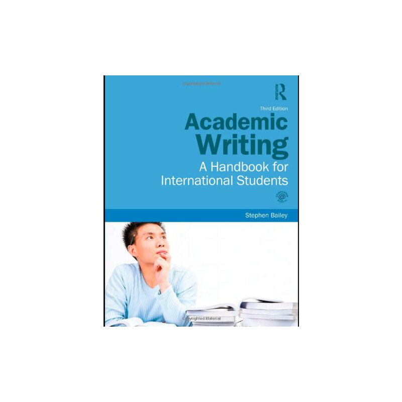 Academic writing a handbook for international students review