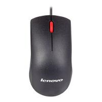 联想 光电USB有线鼠标 电竞游戏办公家用网吧 磨砂台式机笔记本电脑通用 大红点鼠标 M120