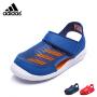 Adidas/阿迪达斯童鞋17年夏新品男女童凉鞋中小童包头沙滩鞋凉鞋 BA9378