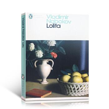 洛丽塔 英文原版小说书 Lolita 一树梨花压海棠电影原著 电影小说 作者Vladim Nabokov 纳博科夫 青少年英语阅读文学小说
