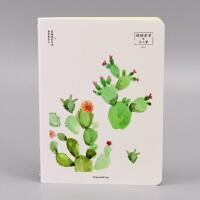 【当当自营】languo蓝果 LG-20225 植物美学 64K车线本 颜色图案随机 单个销售