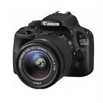 Canon/佳能 100D 套机(18-55mm) EOS-100D 18-55mm 数码单反相机(黑色)正品保障