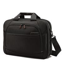 【当当自营】 新秀丽(Samsonite)新款潮酷风尚男士商务电脑包公文包
