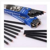 礼品文具绘图绘画素描铅笔C7401 2H/HB/B/2B/3B/4B/5B