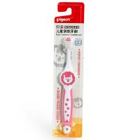 汤团妈妈贝亲Pigeon儿童训练牙刷宝宝牙刷 婴儿软毛训练牙刷3-6岁