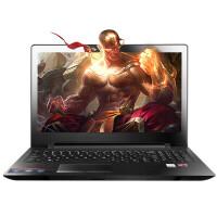 联想(Lenovo) IdeaPad110 15.6英寸 商务办公 家庭游戏娱乐 笔记本电脑 A6-7310 4G内存 500G硬盘 2G独显 黑色