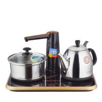 包邮金灶 G-850A薄自动上水电热水壶电茶壶套装抽水器茶具