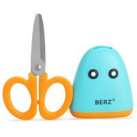 英国贝氏berz辅食剪刀研磨器婴儿童辅食工具宝宝食物剪刀辅食剪