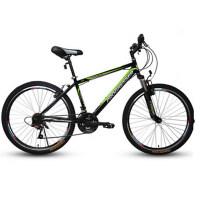 耐嘛21速经典双V刹26寸山地车男女单车自行车