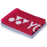 YONEX尤尼克斯运动毛巾棉质吸汗速干柔软舒适跑步网羽毛球用大浴巾 AC1105 海军蓝(40*100CM)