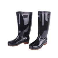 回力Warrior 男女雨鞋劳保鞋雨靴防滑水鞋套鞋 高筒 828