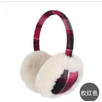 女士秋冬季韩版耳套耳罩毛绒 保暖女士耳捂 冬天耳套