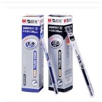 晨光中性笔芯 大笔画 AGR67017水笔芯1.0mm签字笔芯