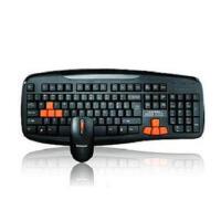 Lenovo 联想 KM4801U 键鼠套装 双USB键盘鼠标套装