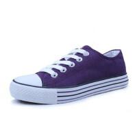 回力鞋男女款帆布鞋情侣款时尚休闲运动鞋红/紫/白/黑WXY-56