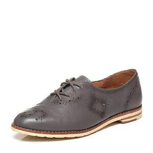 BATA/拔佳夏季专柜同款牛皮女单鞋AS820BM6