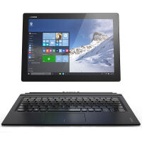 联想(Lenovo)Miix4 700 12英寸二合一笔记本平板电脑 M7-6Y75 8G内存 256G Win10 旗舰版官方标配