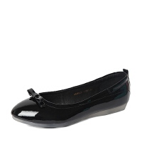 Teenmix/天美意春季专柜同款超纤浅口女单鞋AM401AQ6