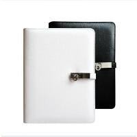 文具 笔记本 活页夹记事本子 创意商务日记本 软面抄手账定制logo