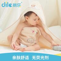 蒂乐新生儿抱被婴儿春秋纯棉婴儿被春夏季儿童宝宝包被小被子包巾