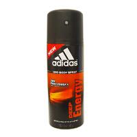 adidas阿迪达斯男士香水香体止汗喷雾 150ML 能量