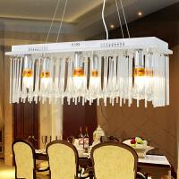 祺家现代简约奢华水滴水晶客厅灯卧室灯餐厅灯SD14