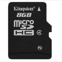Kingston/金士顿 8G class4 TF卡 MicroSD存储卡 手机卡 内存卡